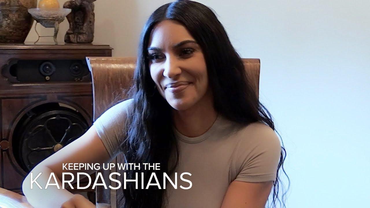 Kim Kardashian & Alice Johnson Meet After Her Release | KUWTK | E! 5