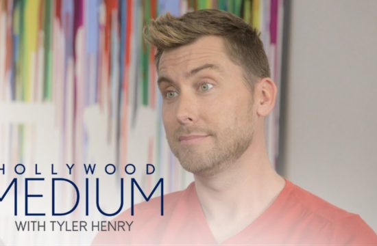 What's in Lance Bass' Husband's Future? | Hollywood Medium with Tyler Henry | E! 7