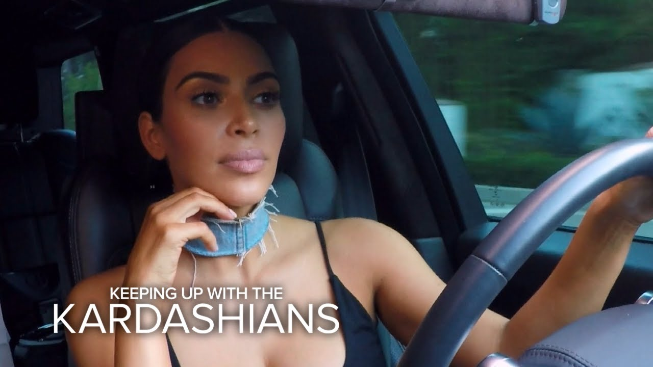 KUWTK | Will Kim Kardashian West Use a Surrogate for Baby No. 3? | E! 3