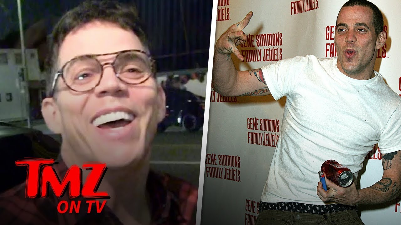 Steve O Gets Attacked By Vegans For Eating Fish | TMZ TV 1