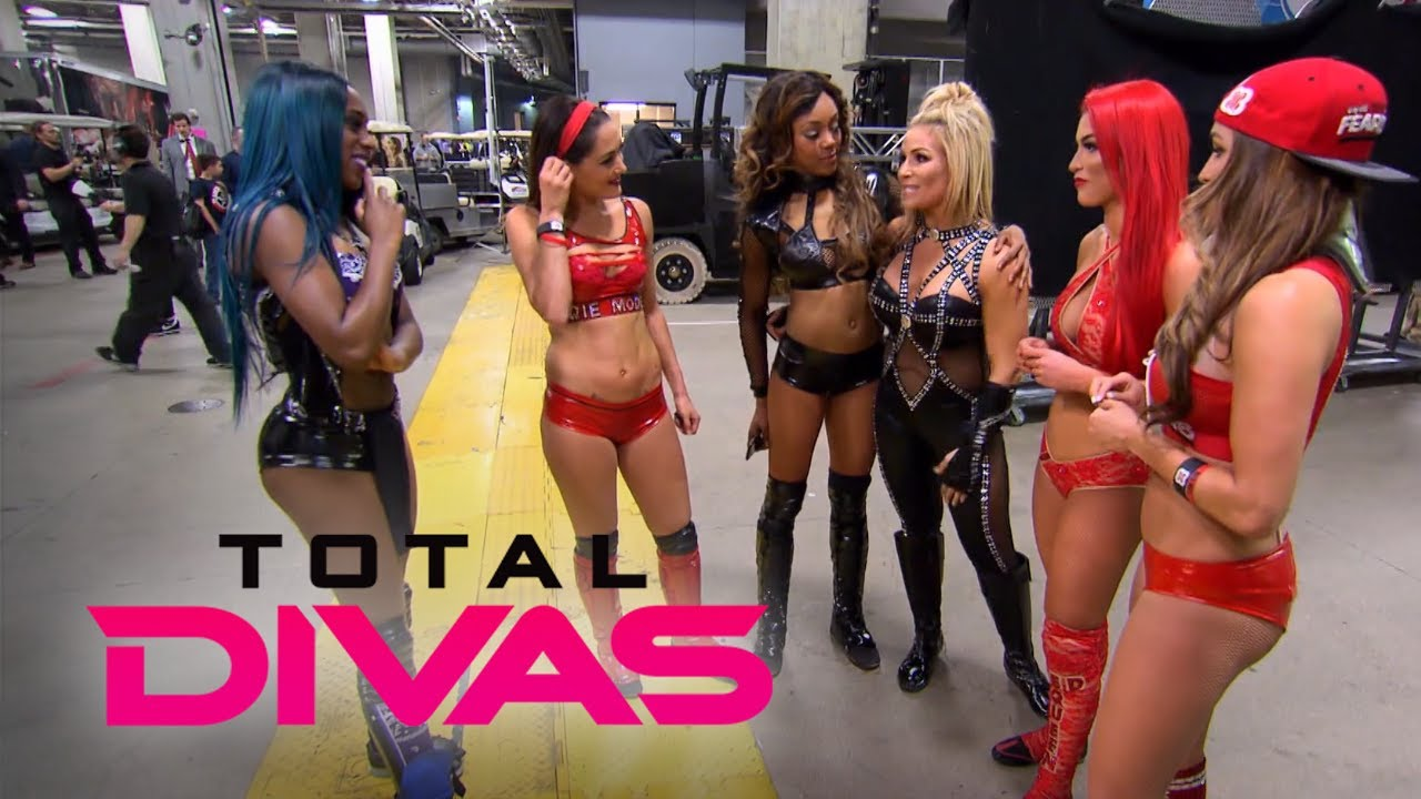 """Total Divas"" Friendship Goals 