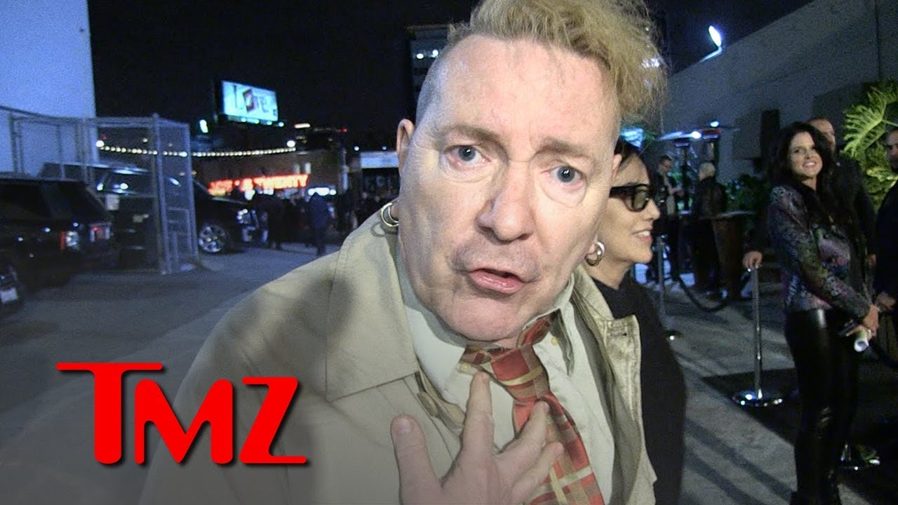 Johnny Rotten Emotional Over Prodigy's Keith Flint's Death, Offers Help | TMZ 3