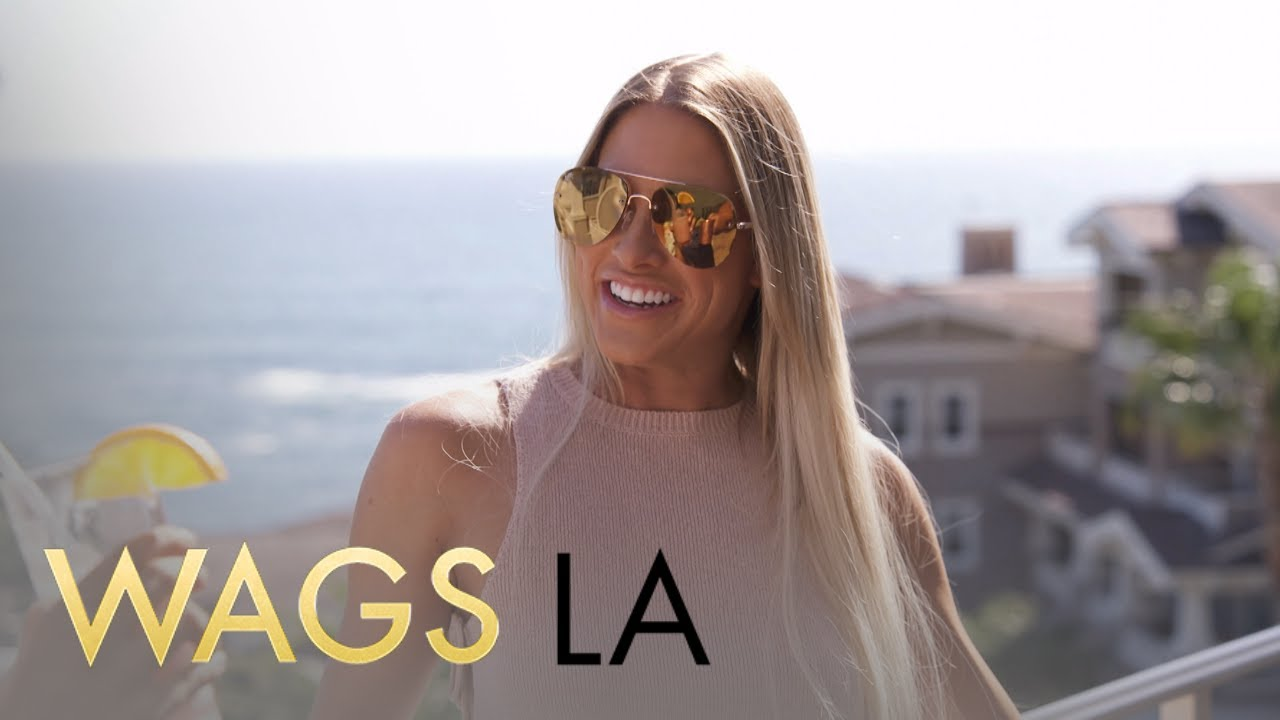 WAGS LA | Why Is Barbie Blank Not Wearing Her Wedding Ring? | E! 4