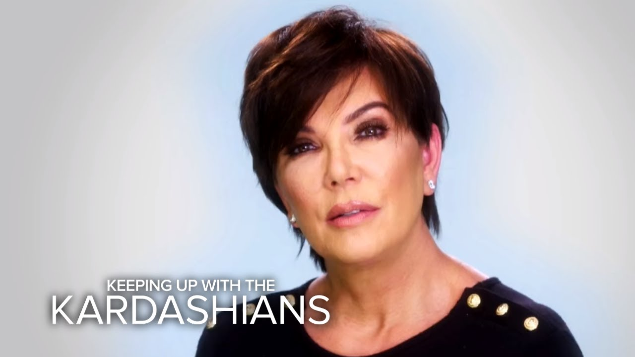 KUWTK | Kris Jenner Shocked By Rob's Sudden Engagement | E! 4