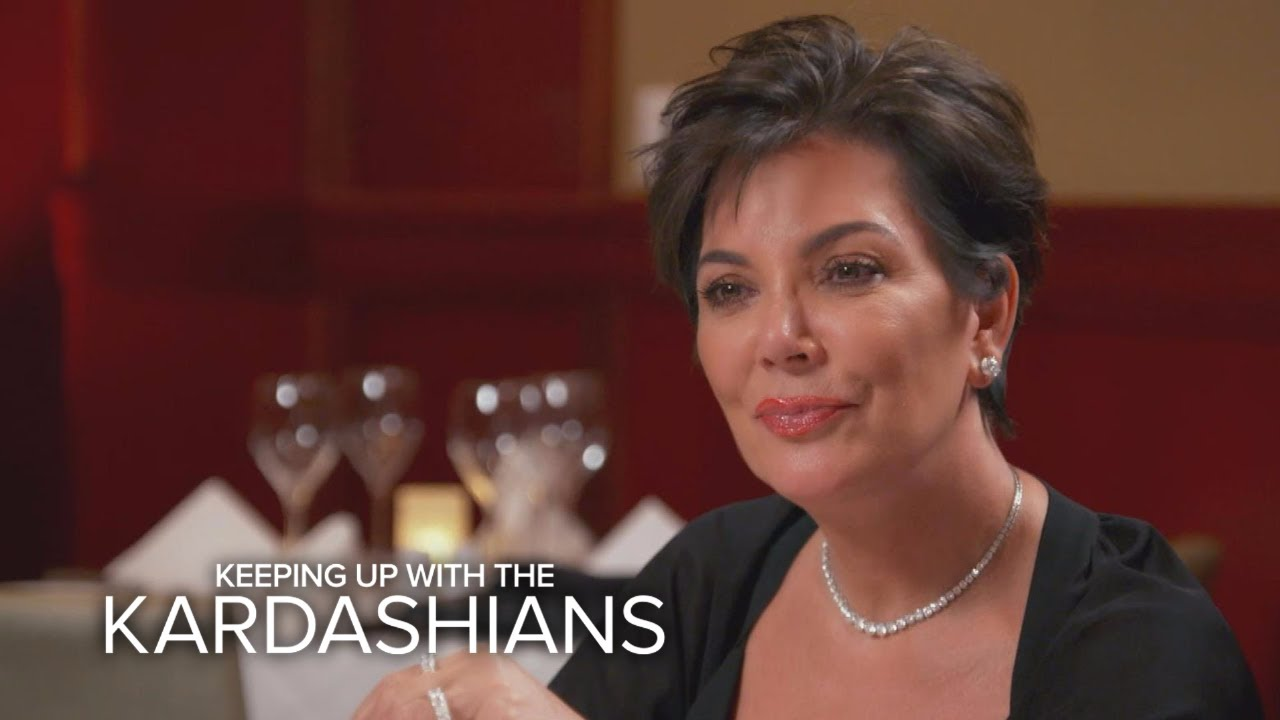 KUWTK | Kris Jenner Brings Her Personal Scribe to Lunch | E! 1