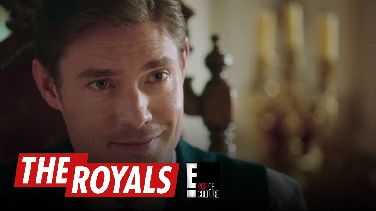 The Royals | King Robert Seems to Have Met His Match | E! 3
