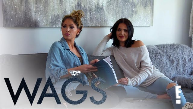 "WAGS | ""WAGS"" Star Olivia Argues With Sister Sophia 