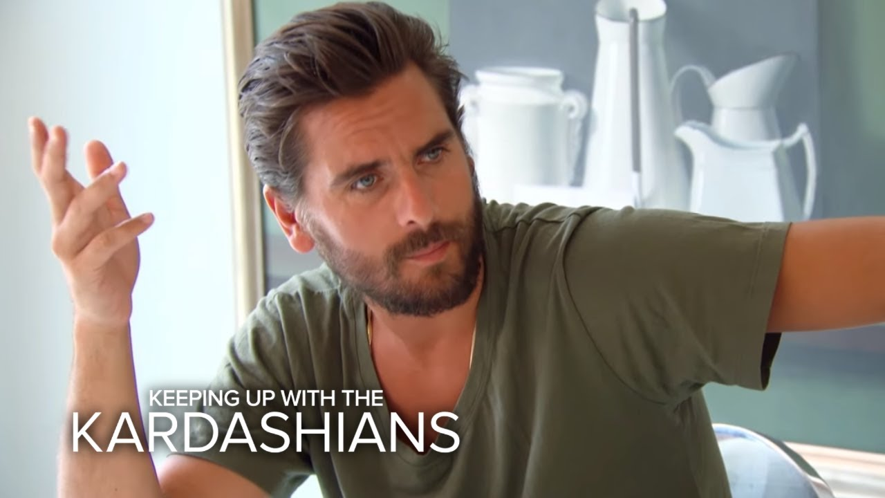 KUWTK | Kourtney Kardashian Calls Scott Disick a F---king Asshole | E! 3