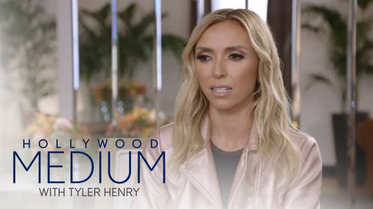 Giuliana Rancic Emotionally Recalls Late Father-in-Law | Hollywood Medium with Tyler Henry | E! 4