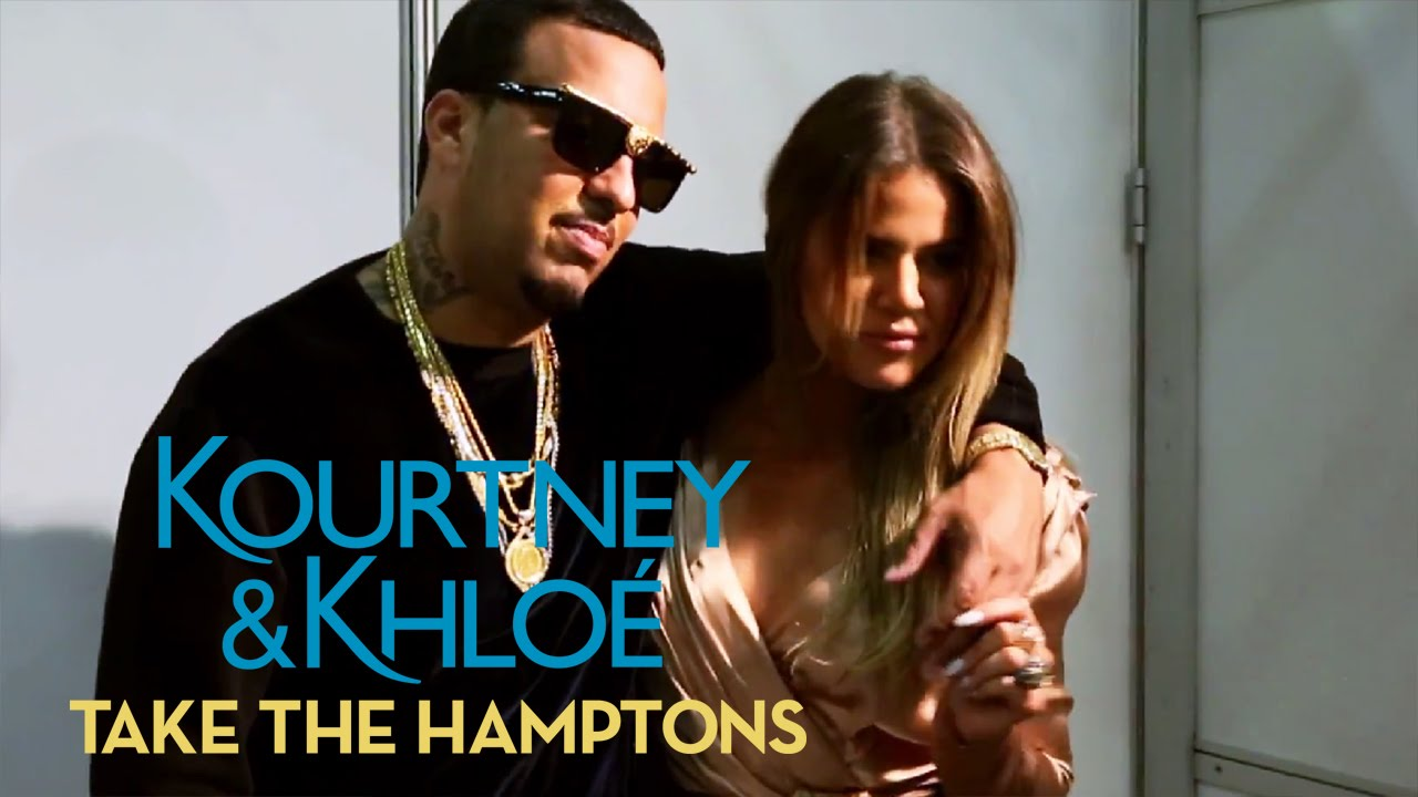 Khloé Kardashian and French Montana Hit South Africa | Kourtney & Khloé Take the Hamptons | E! 5