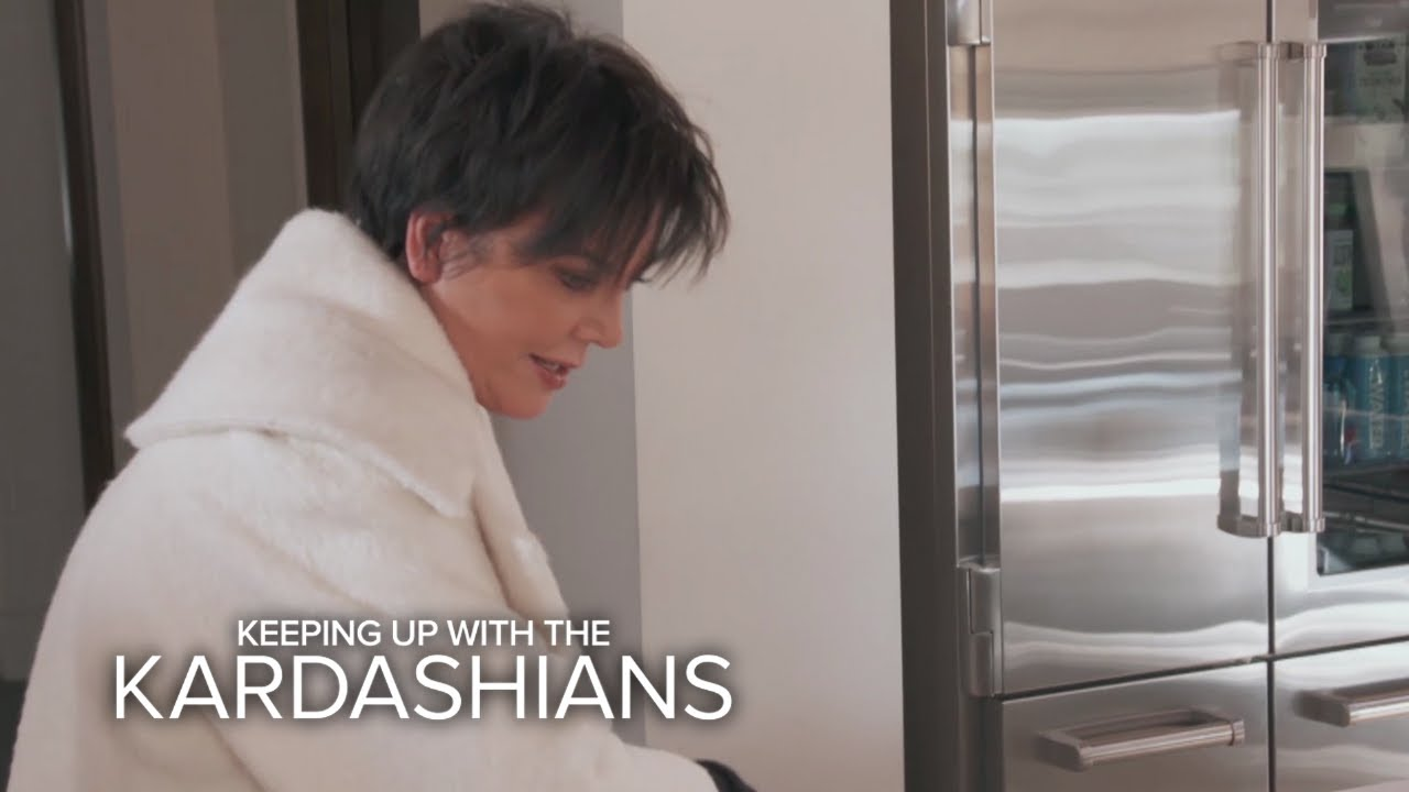 KUWTK | Is Kris Jenner Being Poisoned By Drinking Water? | E! 2
