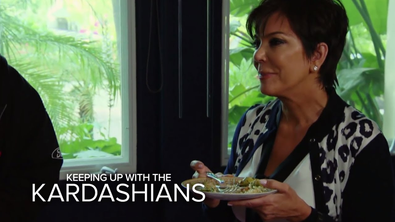 KUWTK | Kris Jenner's House Guests Multiply | E! 1