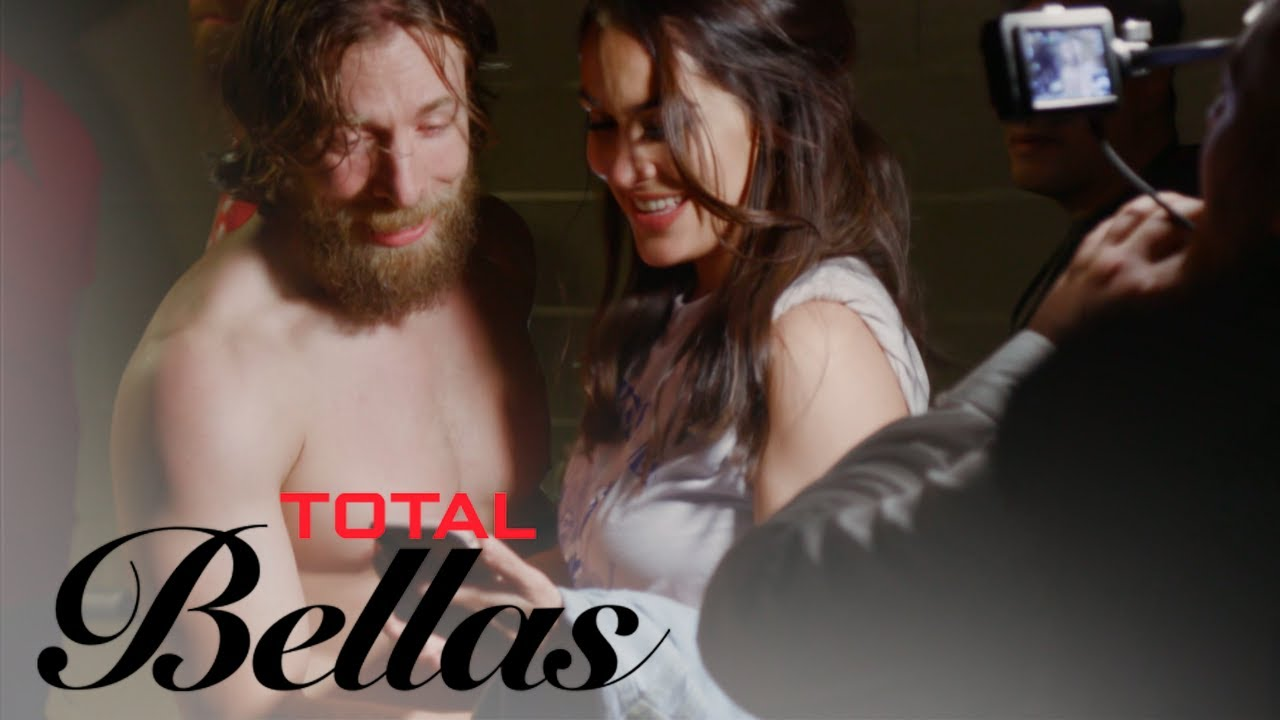 Daniel Bryan Breaks Down Seeing His Daughter Watch Him Wrestle | Total Bellas | E! 2