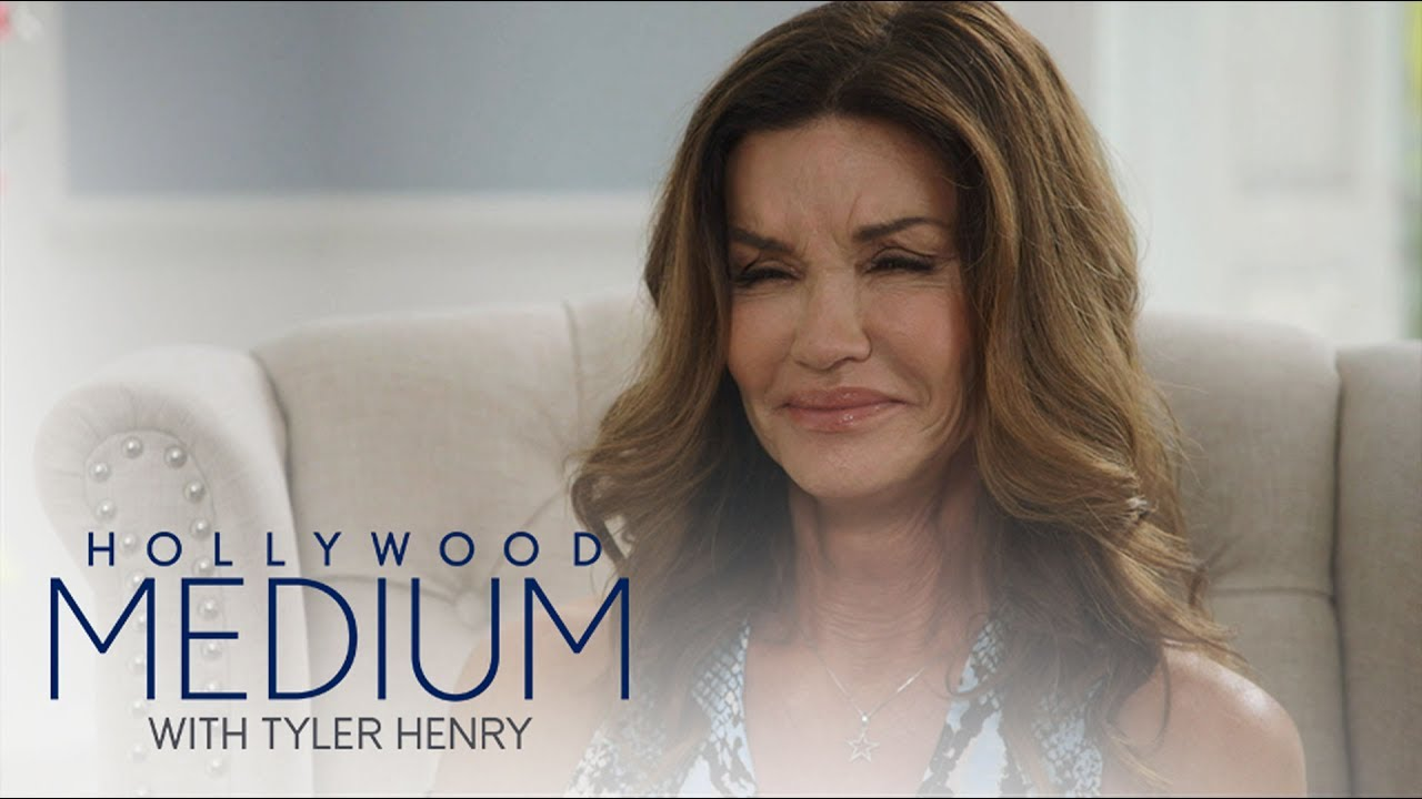 Janice Dickinson Blown Away by Tyler Henry | Hollywood Medium with Tyler Henry | E! 3