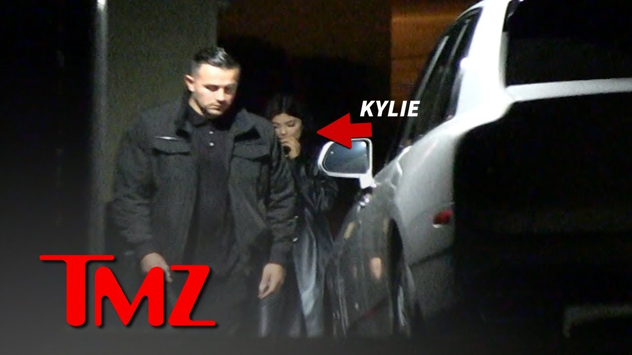 Kylie Jenner Accuses Travis Scott of Cheating, Out Without Him Thurs. Night | TMZ 4
