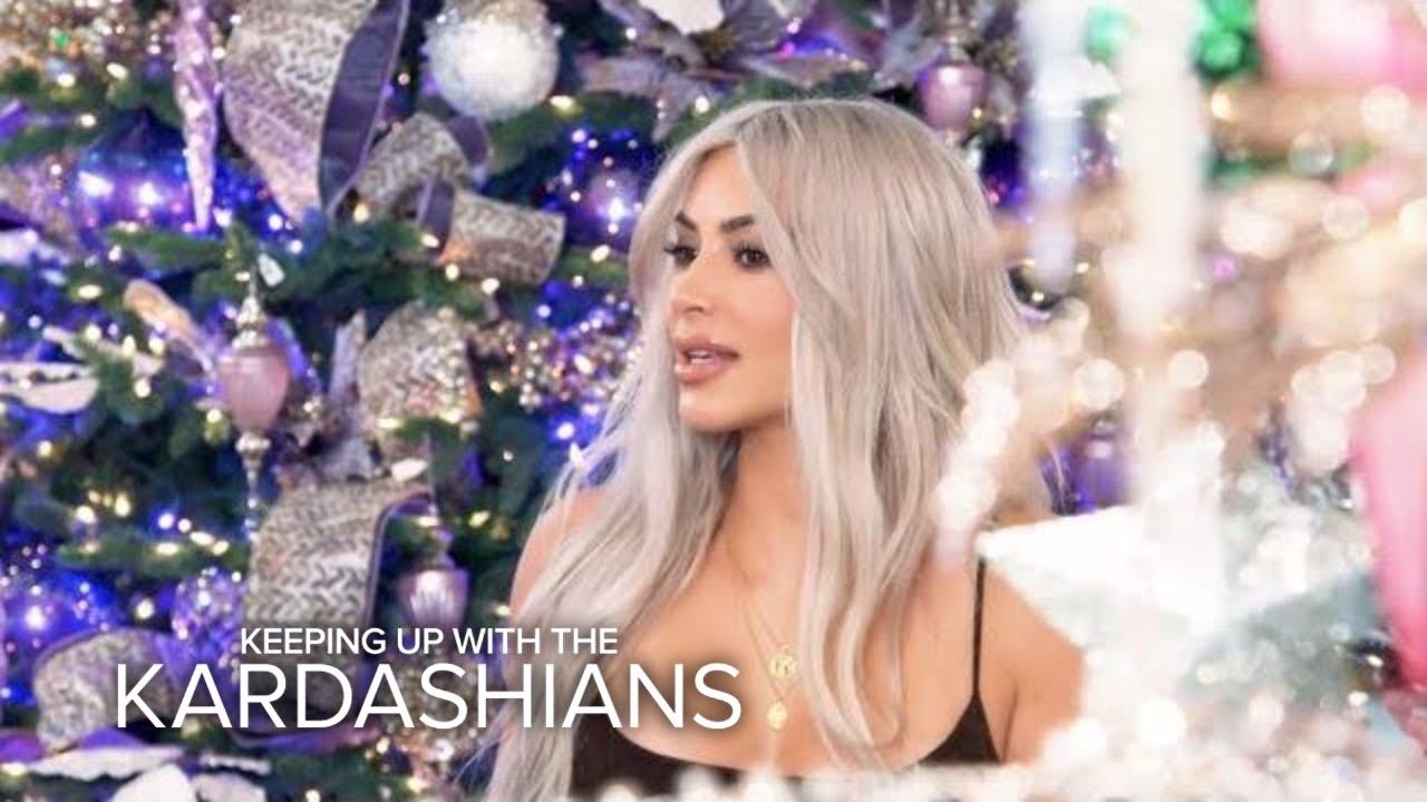 """Keeping Up with the Kardashians"" Katch-Up S14 ""A Very Kardashian Holiday"" | E! 5"