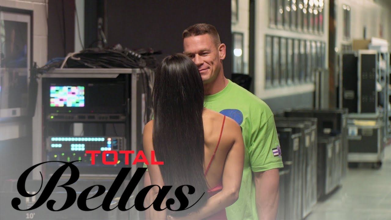 John Cena Can't Quit Nikki Bella After Their Breakup | Total Bellas | E! 4