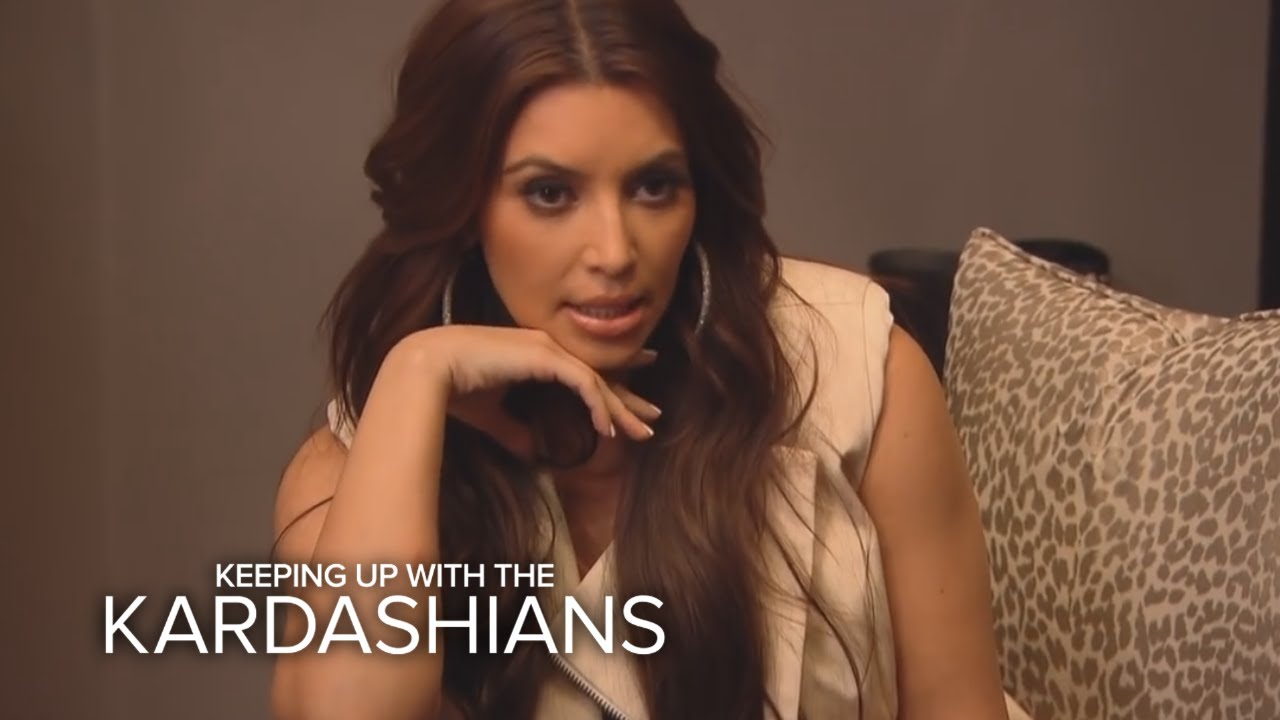KUWTK | Kim Defends Her Man | E! 4