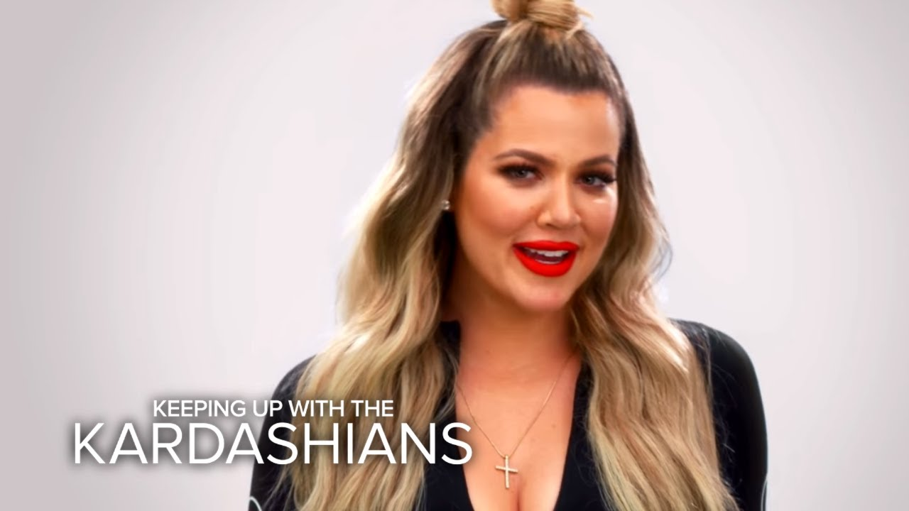 KUWTK | See Kendall, Kylie and Khloé Go Undercover in Public | E! 3