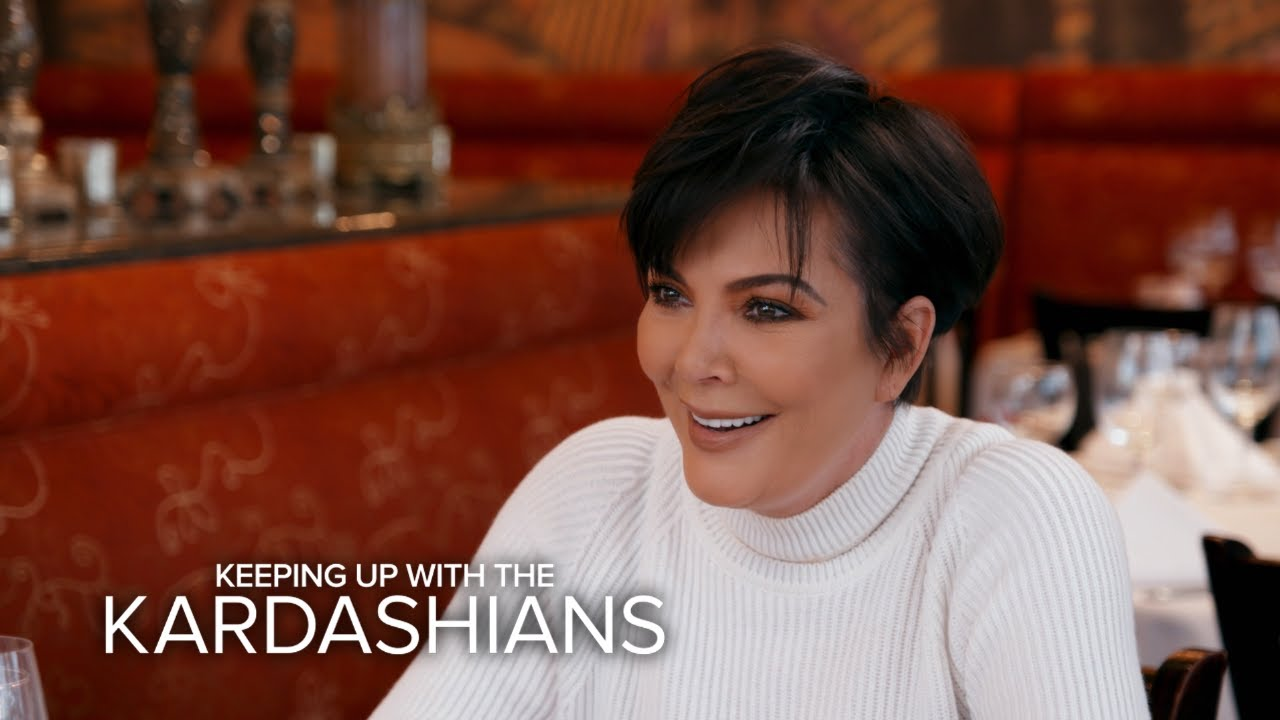 KUWTK | Kris Jenner Wants to Gift Her BFF a Facelift | E! 1