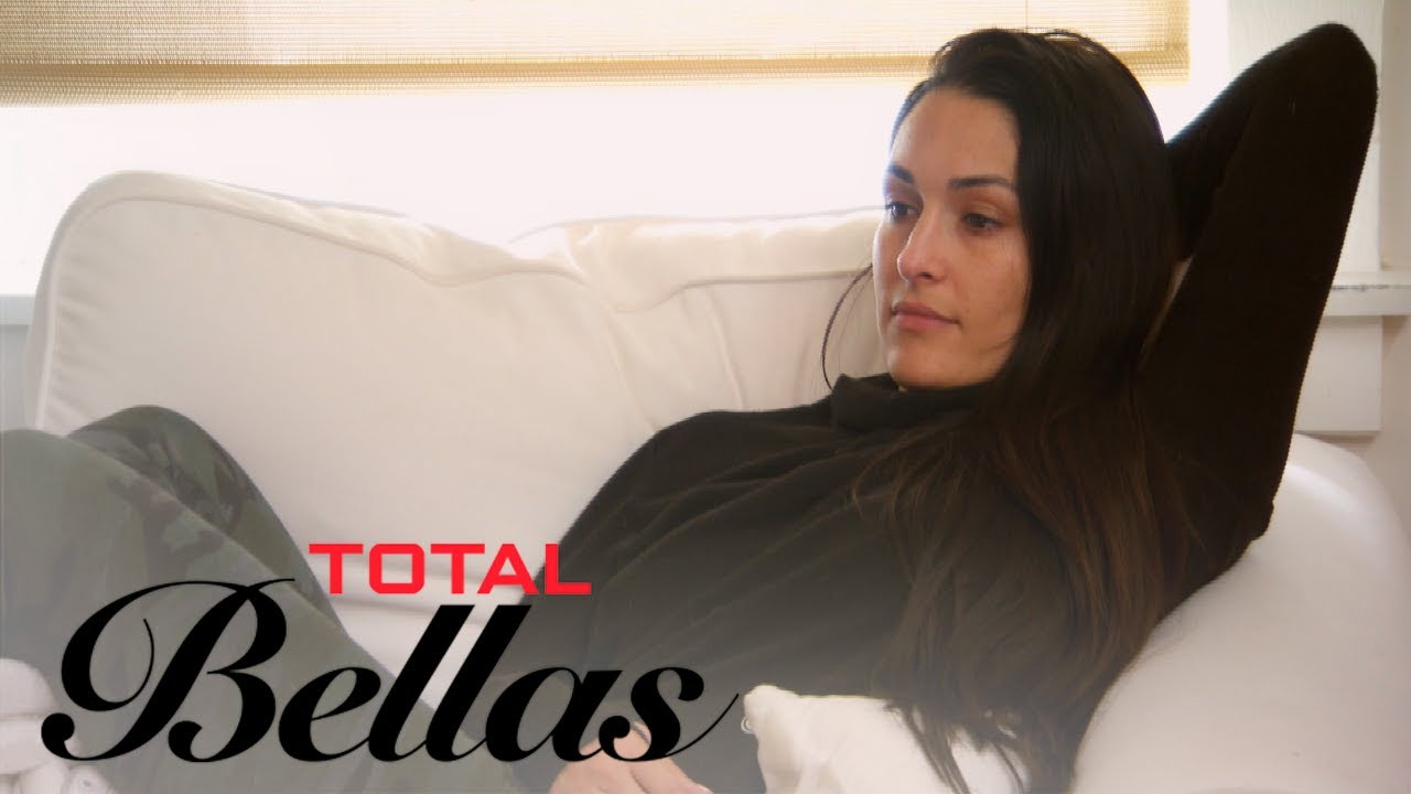 Nikki Bella & John Cena Officially Call Off The Wedding | Total Bellas | E! 3