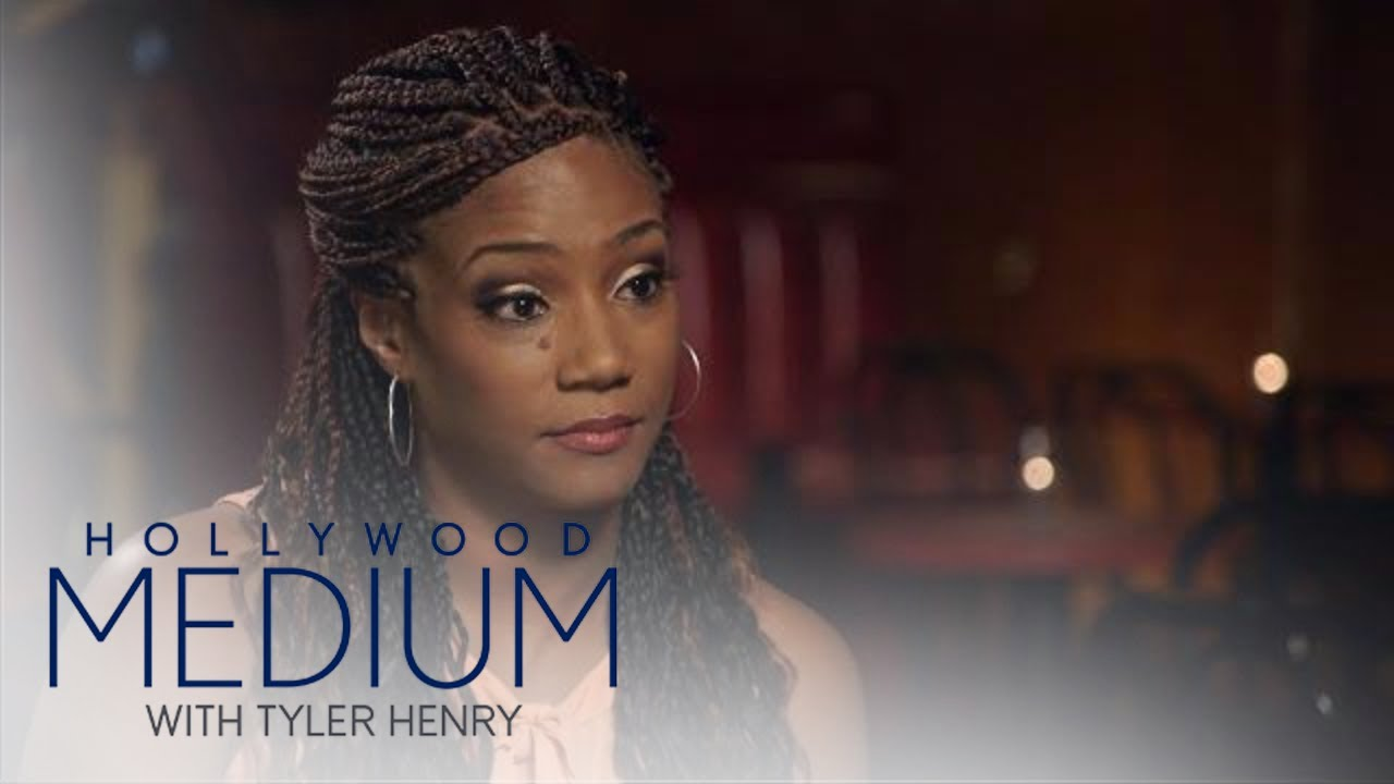 Tyler Henry Has News About Tiffany Haddish's Father | Hollywood Medium with Tyler Henry | E! 3