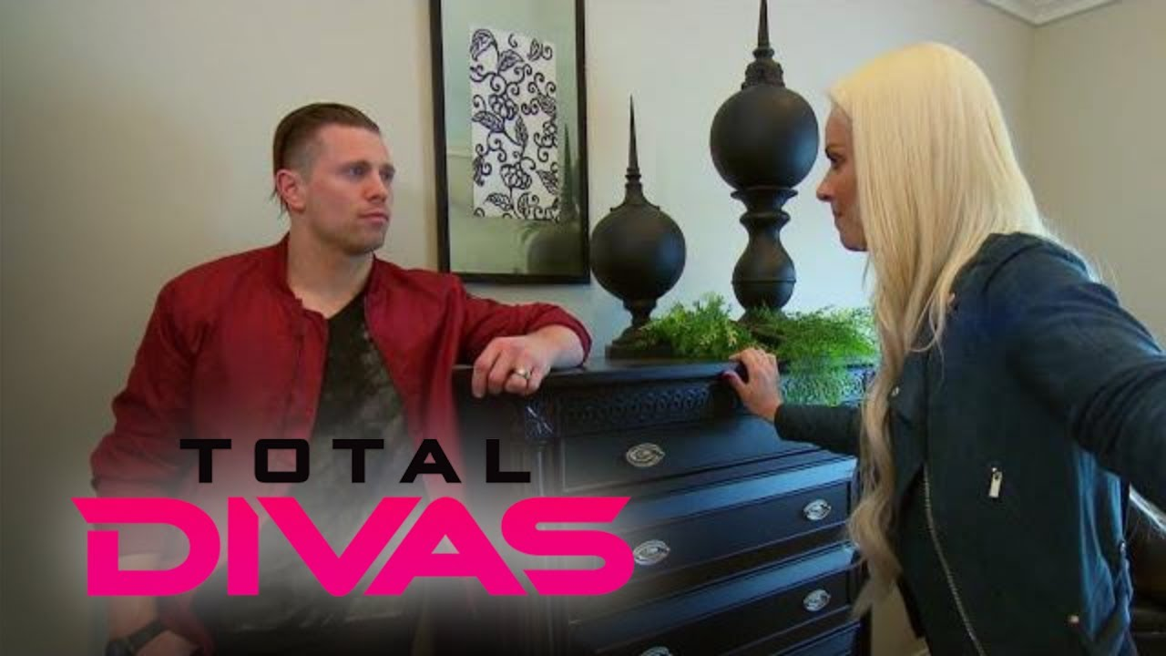 Pregnant Maryse Freaks Out While House Hunting | Total Divas | E! 6