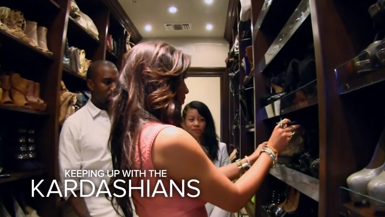KUWTK | Kendall Jenner & Khloe Kardashian Consider Getting a Gun | E! 2