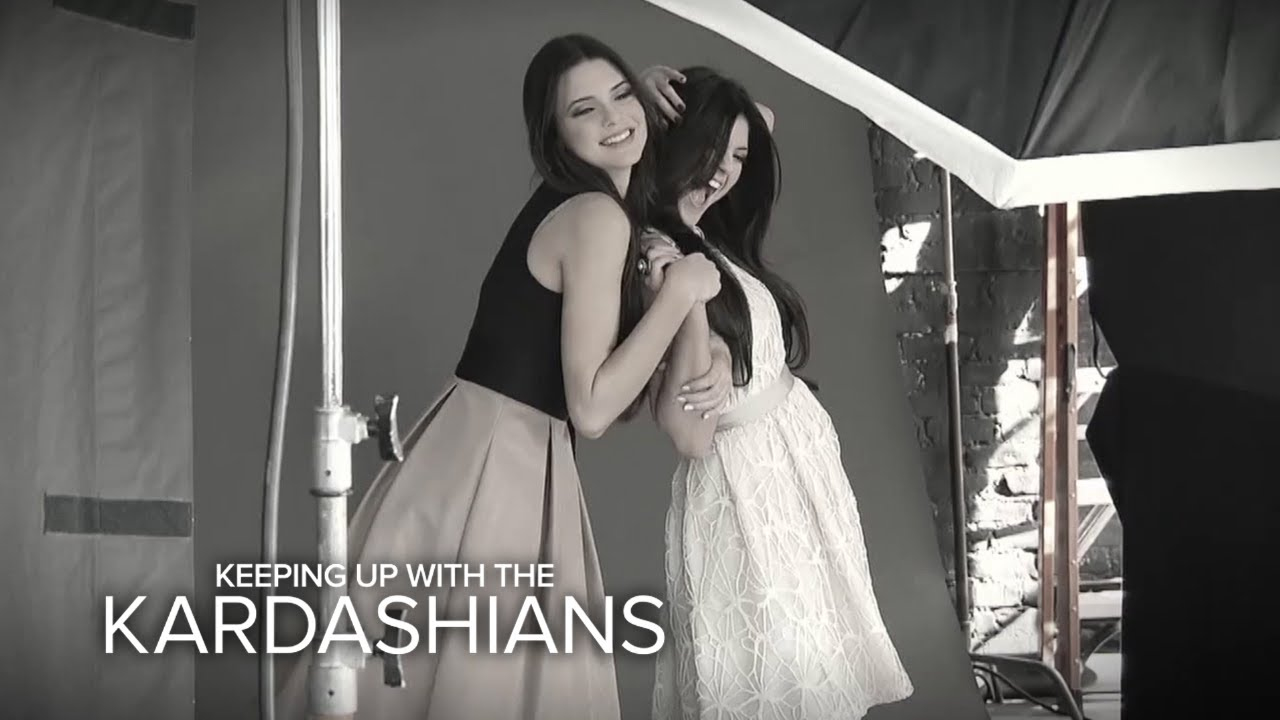 "Best ""Keeping Up With the Kardashians"" Moments of Kendall & Kylie Jenner 
