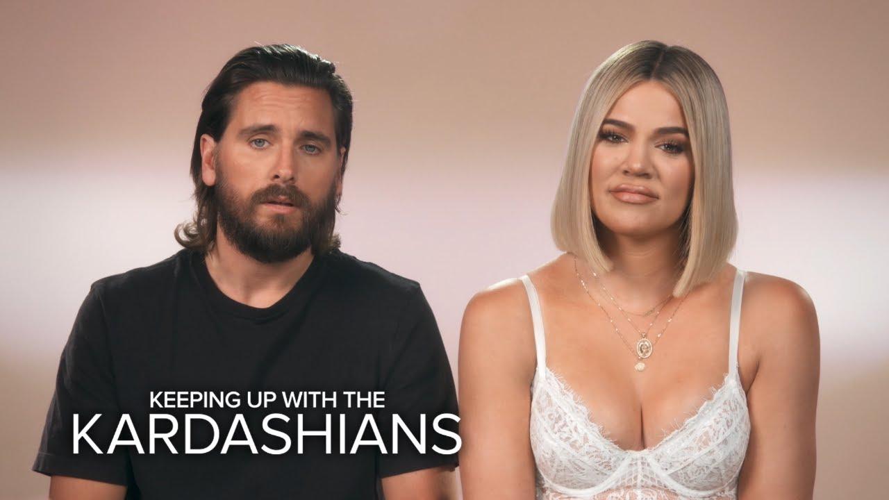 KUWTK | Khloé Kardashian & Scott Disick's Art Shaming Prank Continues | E! 3
