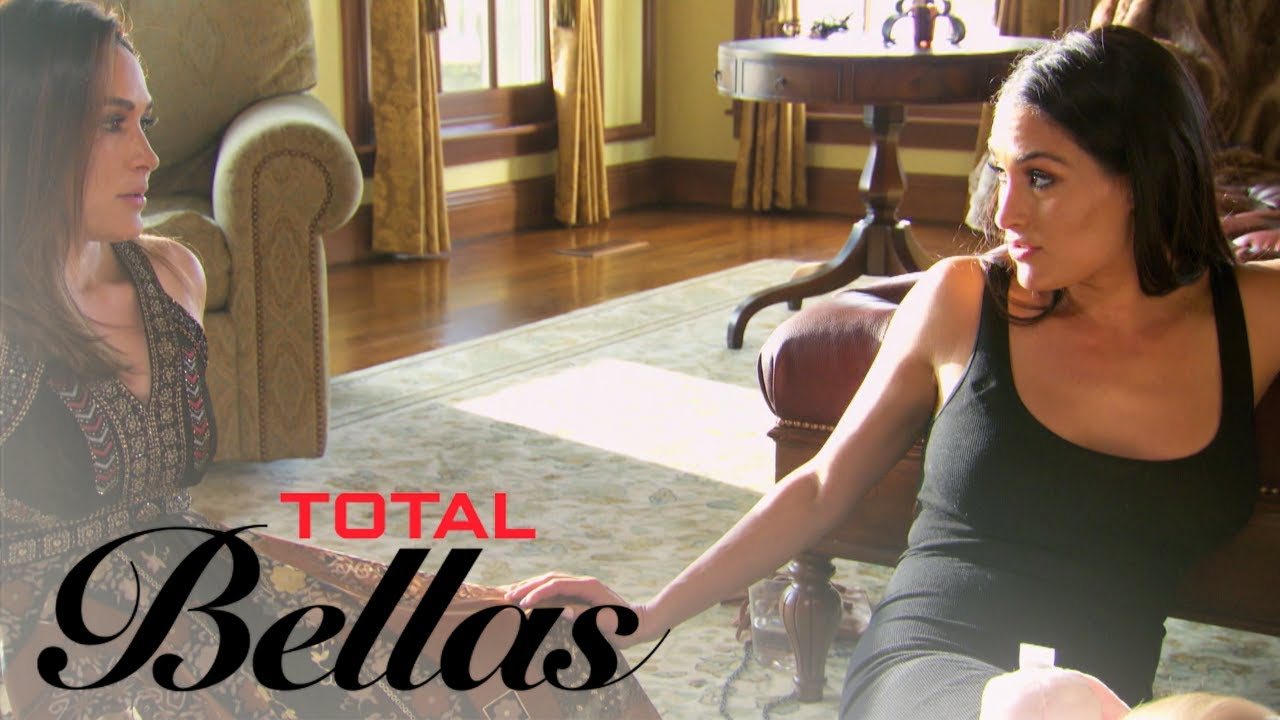 Nikki Bella Freaks John Cena Out With Talk of Babies | Total Bellas | E! 3
