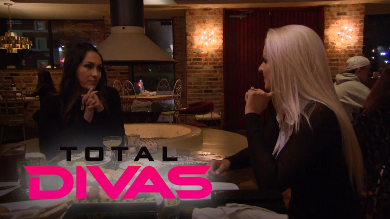 See Brie Bella and Maryse Ouellet's Intense Confrontation | Total Divas | E! 1