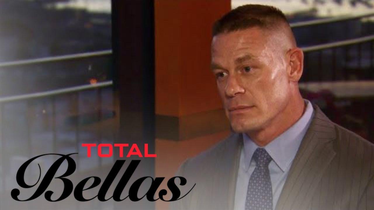 "John Cena to Nikki Bella: ""I Will Give You a Child"" | Total Bellas | E! 5"