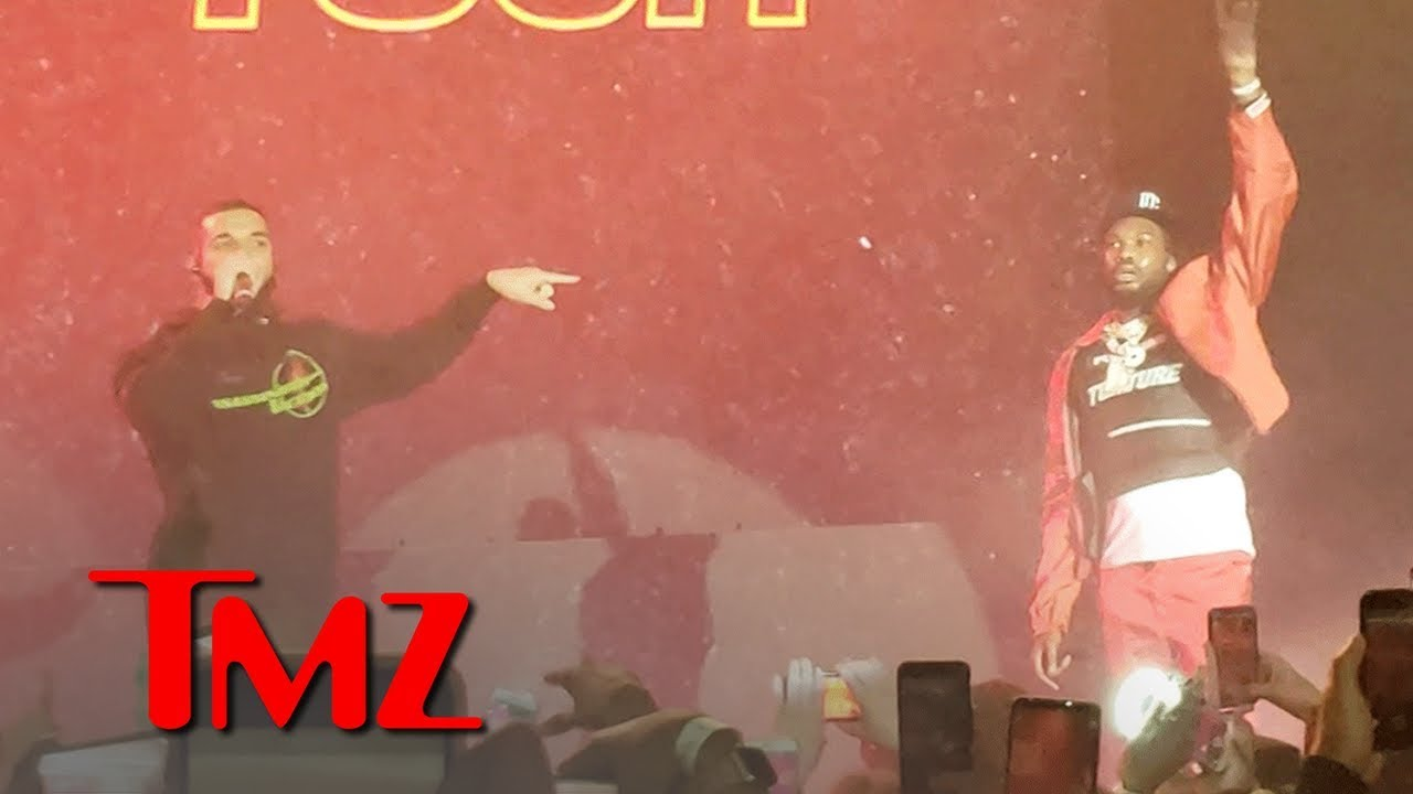 Drake Joins Meek Mill on Tour and Gives Him Ultimate Shout-Out | TMZ 4