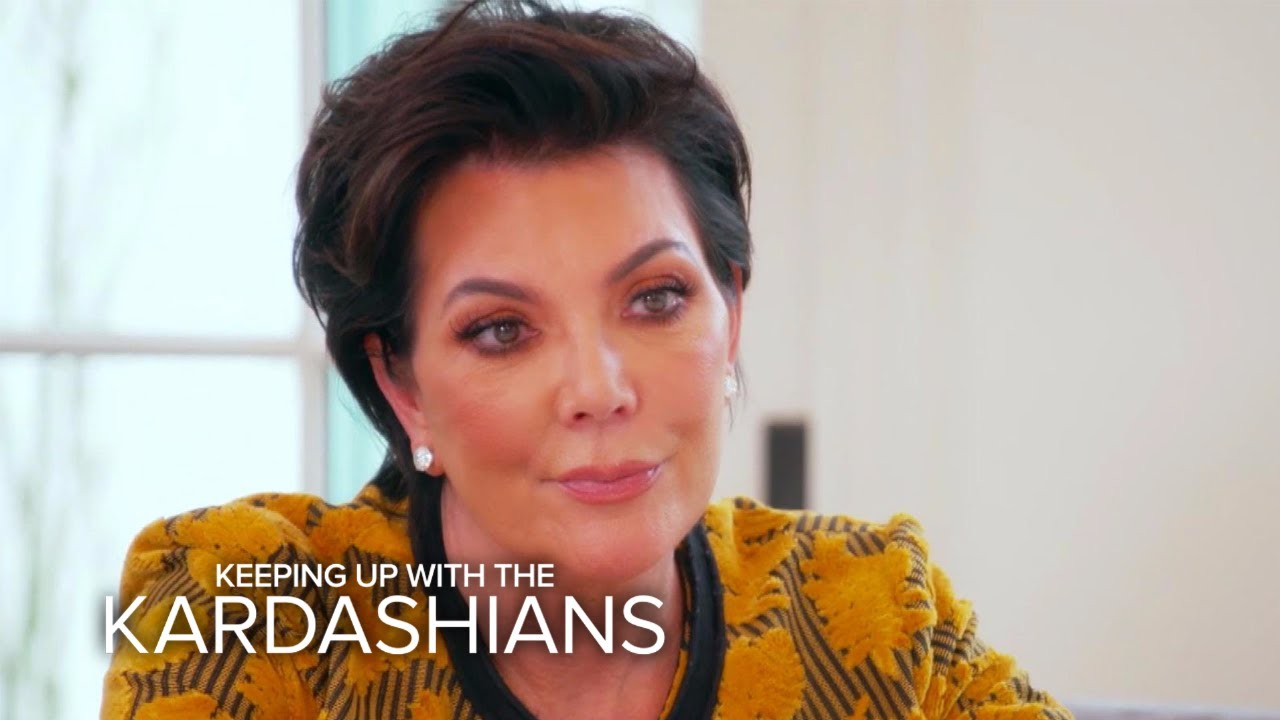 KUWTK | Kris Jenner Is Furious Over Caitlyn's Book | E! 5
