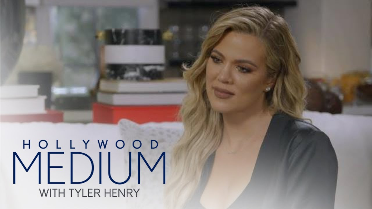 Did Tyler Predict Khloe Kardashian's Drama With Tristan? | Hollywood Medium with Tyler Henry | E! 5