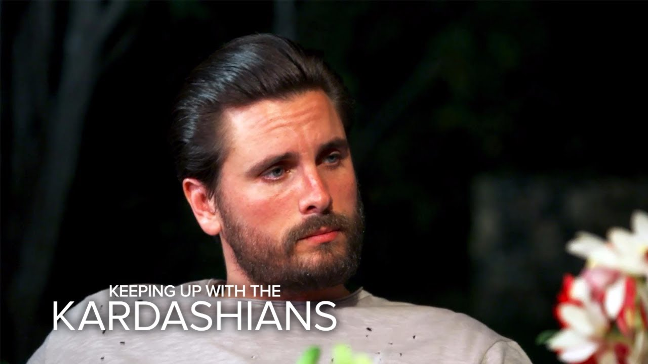 KUWTK | Scott Disick Is Literally Under Fire at Dinner | E! 4