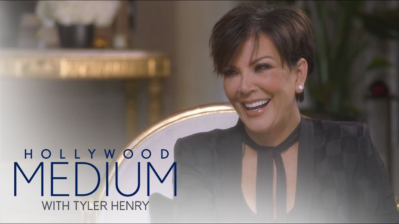 Tyler Henry Connects to Caitlyn Jenner's Late Father | Hollywood Medium with Tyler Henry | E! 3