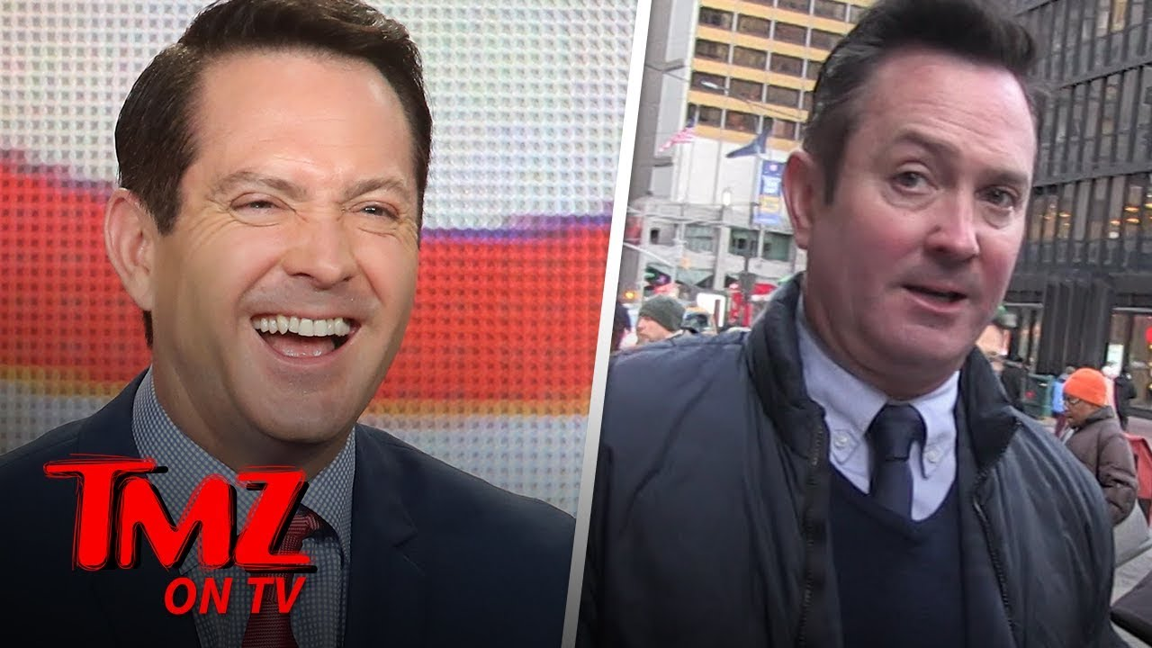 Funny Guy Thomas Lennon Is Always On His A Game | TMZ TV 5