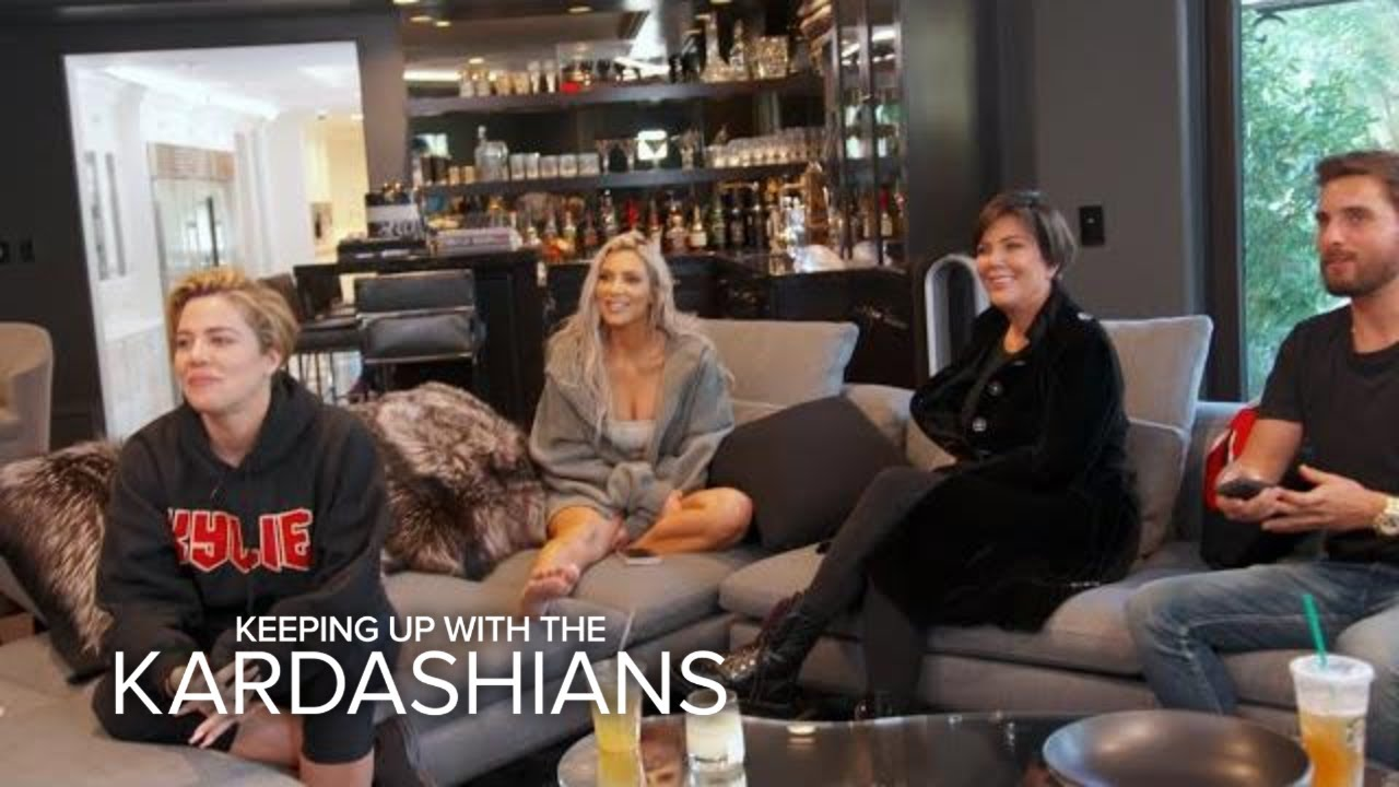 KUWTK | Kris Jenner's Legacy Video Reveals a Lot About Her Past | E! 2