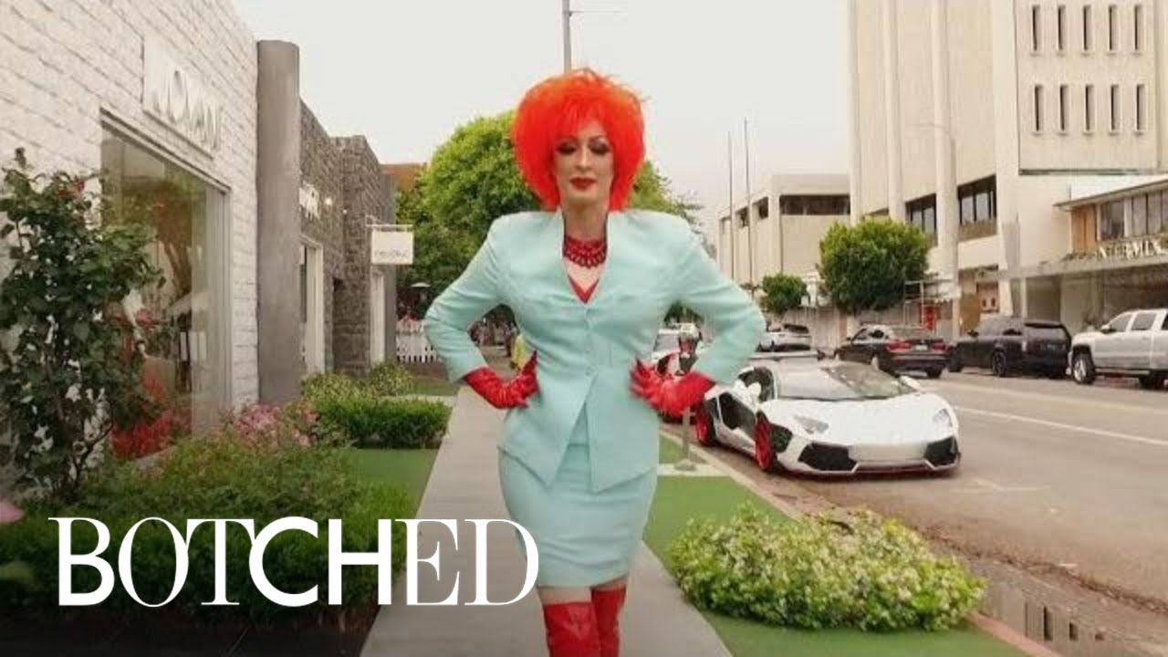 Detox Wants to Get His Abs Fixed | Botched | E! 3