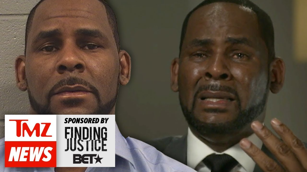 R. Kelly's Claim He's 'Fighting' to Have Relationship with His Kids is BS | TMZ NEWSROOM TODAY 3