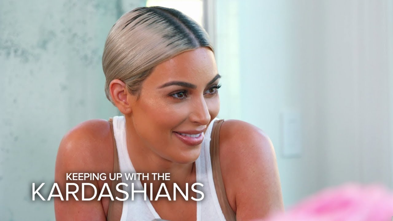 "KUWTK | Kourtney Kardashian Calls Kim an ""Evil Human Being"" 