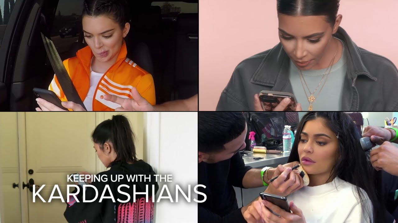 KUWTK | Kardashian-Jenners Learn of Tristan's Cheating Scandal | E! 5