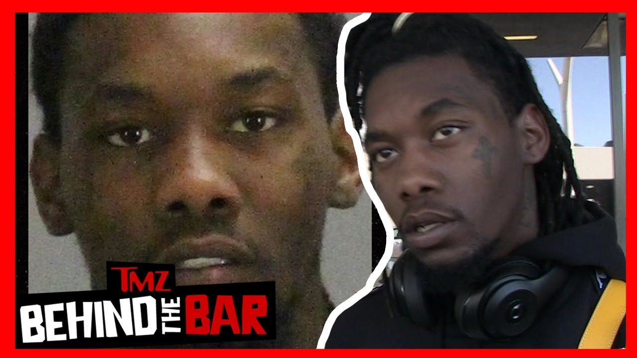 Is Offset Really a Victim of the Hip Hop Cops? | Behind the Bar 1
