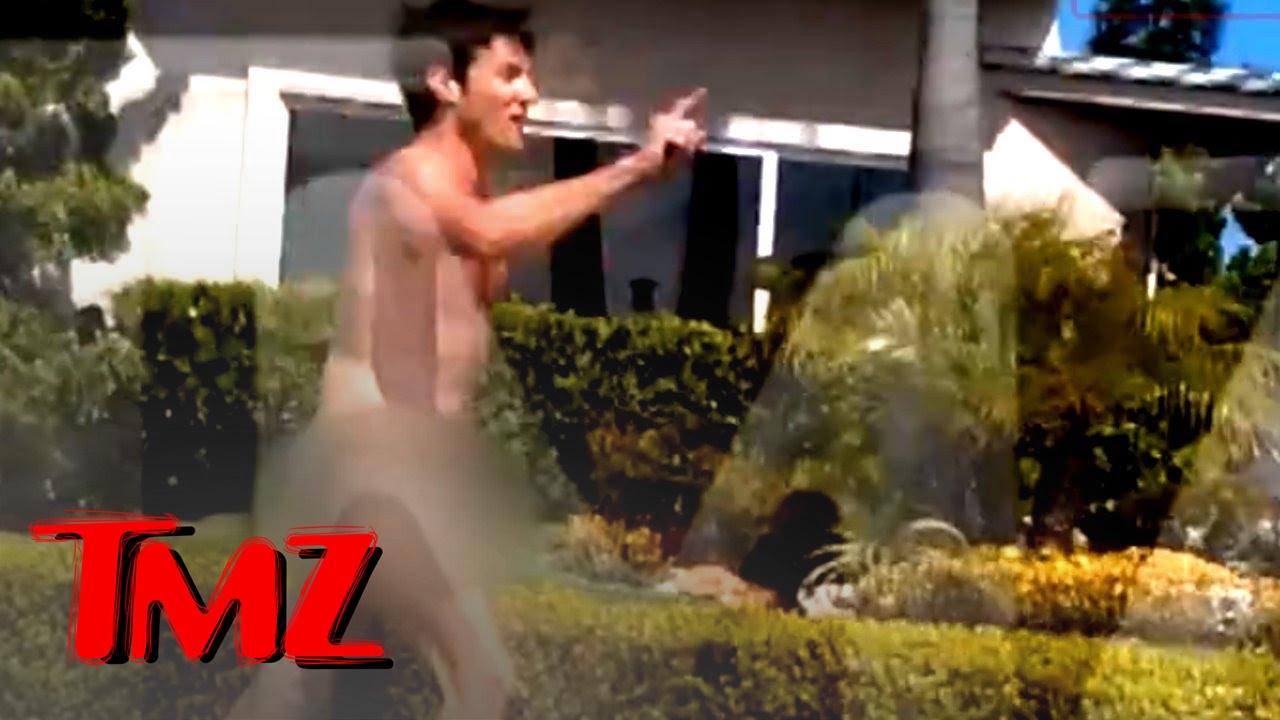 New Jason Russell Video -- UP-CLOSE Naked Meltdown -- Kony 2012 | TMZ 4