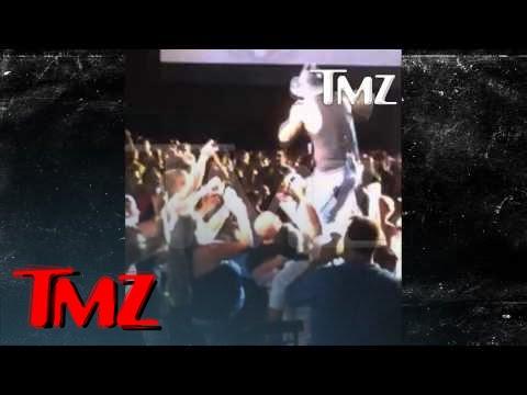 Tim McGraw -- Bitch Slaps Female Fan During Concert | TMZ 1