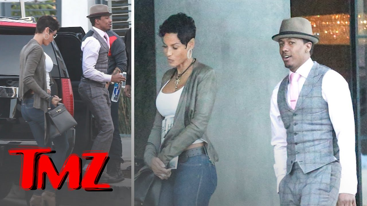 Nick Cannon Definitely Has A Type! | TMZ 5