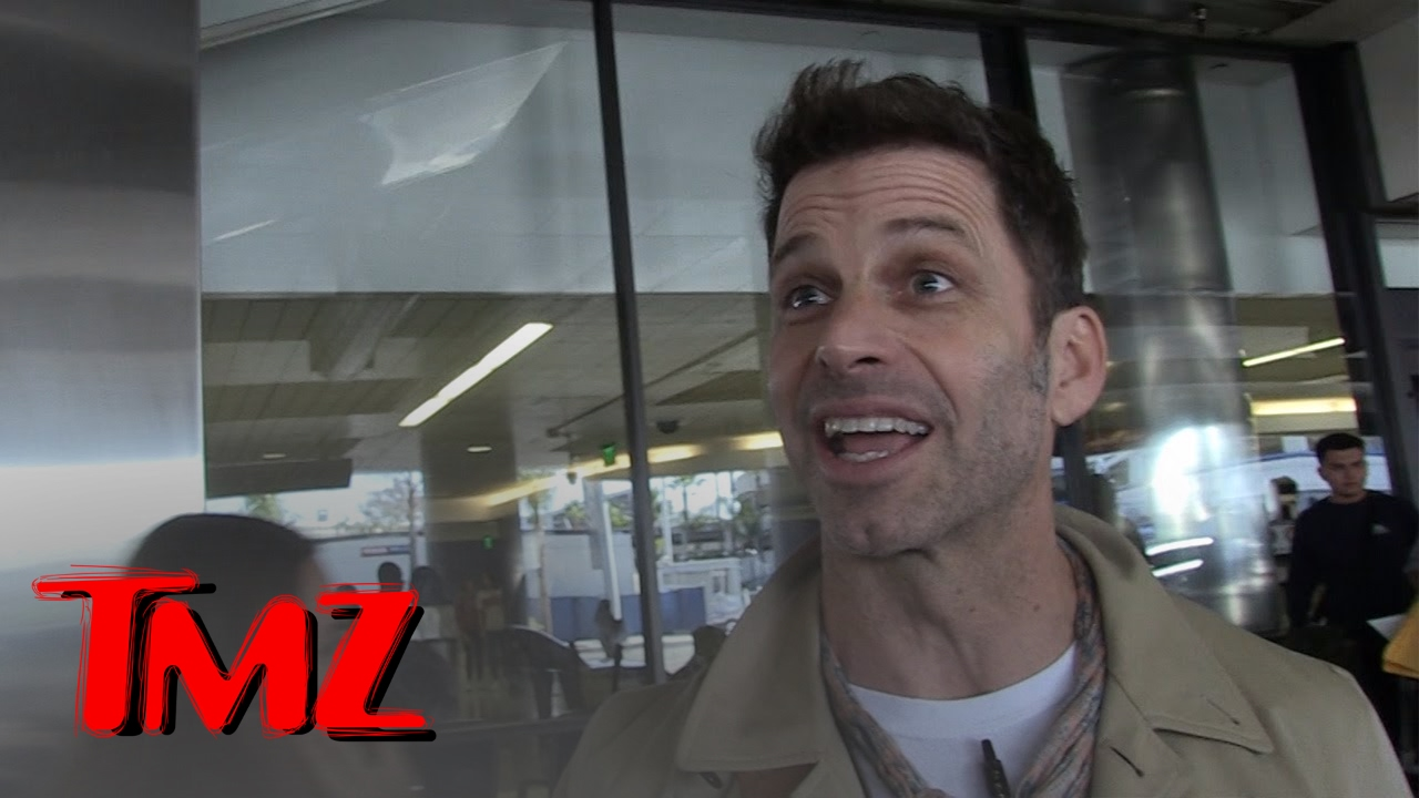 ZACK SNYDER It's Too Late for 'Pirates' ...BUT THERE IS A WAY TO STOP HACKERS | TMZ 3