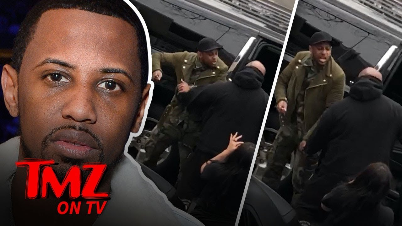 The Fabolous Fight Video! | TMZ TV 4